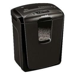 Fellowes Powershred 49C 8-Sheet Cross-Cut Paper and Credit C