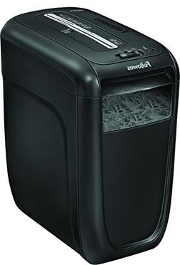 Fellowes Powershred 60Cs 10-Sheet Cross-Cut Paper and Credit