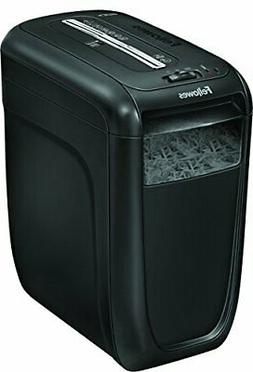 Fellowes Powershred 60Cs Light, Duty Cross, Cut Shredder, 10