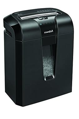Fellowes Powershred 63Cb 10-Sheet Cross-Cut Paper and Credit