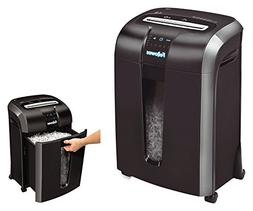 Fellowes Powershred 73Ci 100% Jam Proof Cross-Cut Shredder -