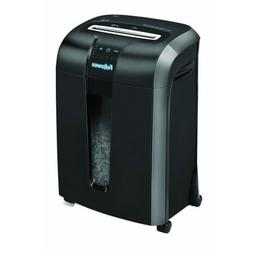 Fellowes Powershred 12-Sheet, Household Cross-Cut Shredder