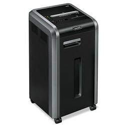 Powershred 225i Continuous-Duty Strip-Cut Shredder, 20 Sheet