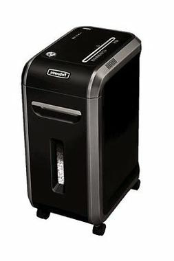 Fellowes Powershred Medium-Duty Micro Shredder, 12 Sheet Cap