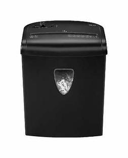 Fellowes Powershred H-8C 8-Sheet Cross-Cut Paper and Credit