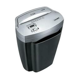 Fellowes PowerShred W-11C Home Cross-Cut Shredder, 11 #31032