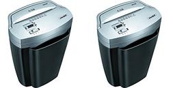 Fellowes Powershred W11C, 11-Sheet Cross-cut Paper and Credi