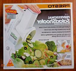 Presto Pro Saladshooter Slicer/shredd  -