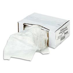 Universal 35945 High-Density Shredder Bags, 16 gal Capacity
