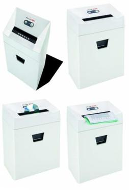 HSM Pure 320c Cross-Cut Shredder; shreds up to 9 sheets; 6.6