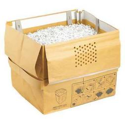 Recyclable Shredder Bag,21 gal.,PK5 SWINGLINE 1765030A