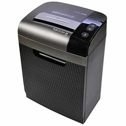 Royal 16-Sheet Cross-Cut Shredder, 7 Gallon Pull Out Wasteba