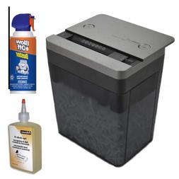 Royal Desktop Shredder with USB Power Port and Lubricant Oil
