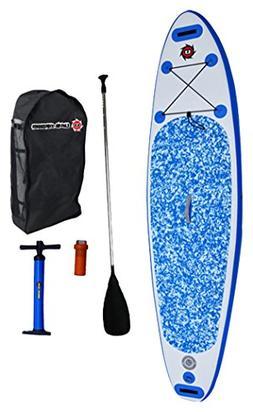 Liquid Shredder Sandlapper Inflatable Stand Up Paddleboard P
