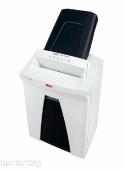 HSM SECURIO AF300c, 300-sheet Auto Feed, Cross-cut, 9 Gal. C