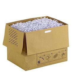 REXEL SHREDDER BAG AUTOPLUS 500 BROWN