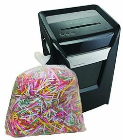 Staples Shredder Bags, Clear, 15.8 Gallons, 50 Count