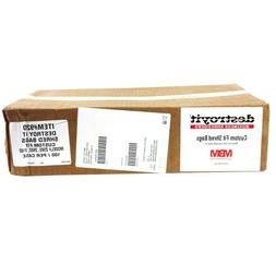 MBM Destroyit Shredder Bags Size 920