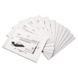 "* Shredder Lubricant Sheets, 8 1/2"" x 5 1/2"", 24 per Pac"