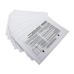 Aleratec Shredder Lubricant Sheets - White