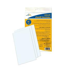 Royal Sovereign Shredder Lubricant Sheets ****NEW****