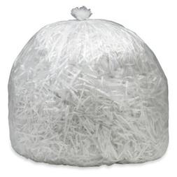 "Skilcraft - High Performance Shredder Bag - 60 Gal - 51"" X 4"