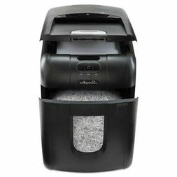 Swingline Stack-and-Shred 100M Hands Free Micro Cut Shredder