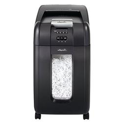 Stack-and-Shred 300X Hands Free Shredder, Super Cross-Cut, 3