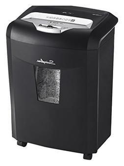 Swingline Micro Cut Paper Shredder 9 Sheet EM09 06 Black 175