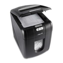 Swingline Stack-and-Shred 100X Hands Free Shredder-Shredder,