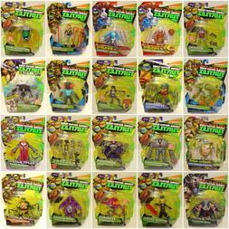 Teenage Mutant Ninja Turtles Action Figures Sealed - CHOICE