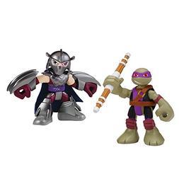 Teenage Mutant Ninja Turtles Pre-Cool Half Shell Heroes Dona