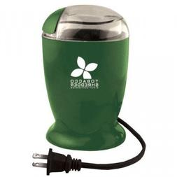 ELECTRIC TOBACCO SHREDDER AND CUT CONVERTER GREEN PACK OF 1