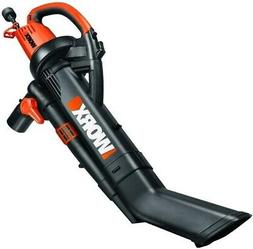 Worx WG509 TRIVAC 12 Amp 3-In-1 Electric Blower/Mulcher/Vacu