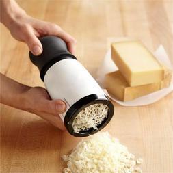 Useful Cheese Mill Grinder Grater Slicer Shredder Fine Coars