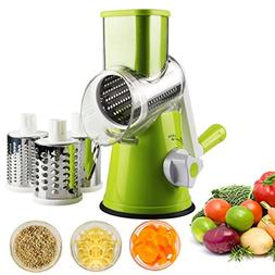 Vegetable Mandoline Slicer, Zacfton Vegetable Fruit Cutter C