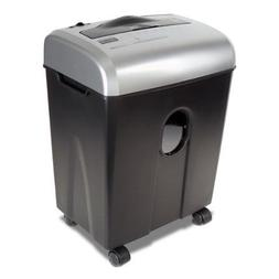 4.76 Gallon Wastebasket, Auto Start/Stop, 8-Sheet High Secur