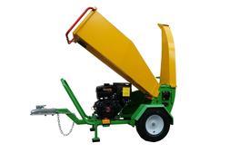 Nova Tractor Wood chipper shredder Mulcher GTS1500 driven by